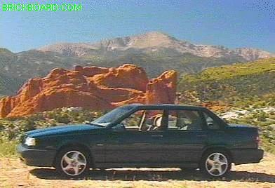 Volvo 850/870 -- none (IS a green ghost/shadow)