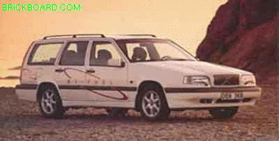 Volvo 850/870 -- Natural Gas Powered